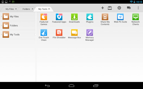 File Expert HD - File Manager- screenshot thumbnail