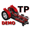 Tractor Pulling Demo icon