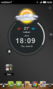 TSF Shell Suave Theme HD v2.3