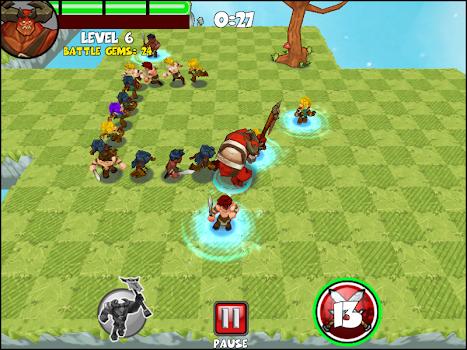 Battle Recruits Full