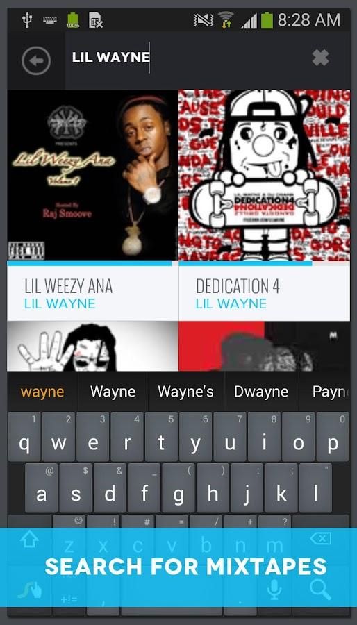 DatPiff - Free Mixtapes- screenshot