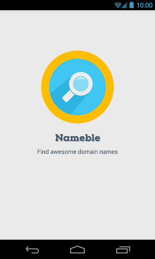 Nameble - awesome domain names