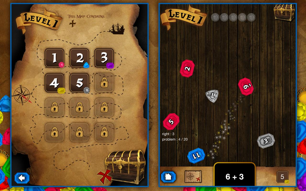 Learning Gems - Math 2.0- screenshot
