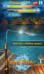 Fishing Mania 3D (Mod)