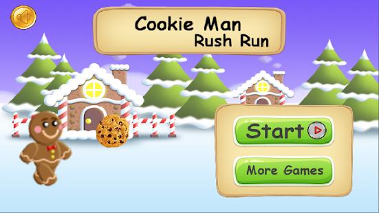 Cookie man Rush Run
