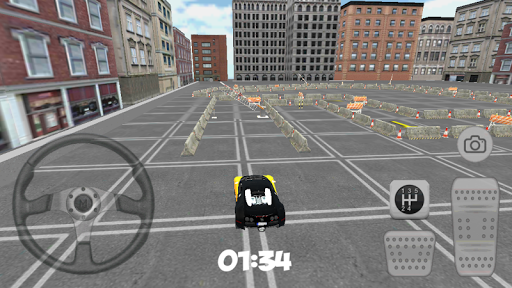 3D City Fastest Car Parking