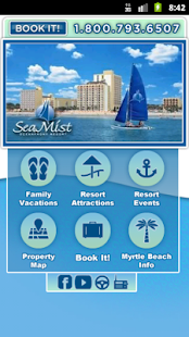 Sea Mist Oceanfront Resort - screenshot thumbnail