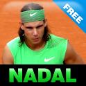 i'm a Nadal fan FREE! logo