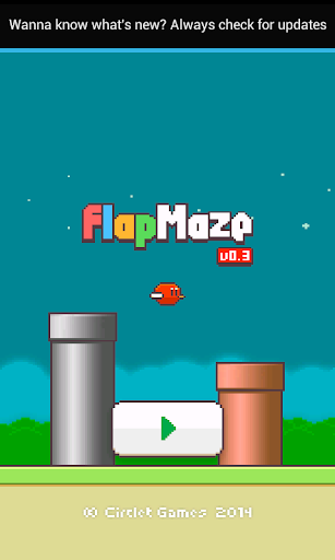 Flap Maze