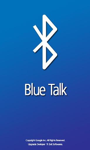블루톡 BlueTalk - 블루투스채팅