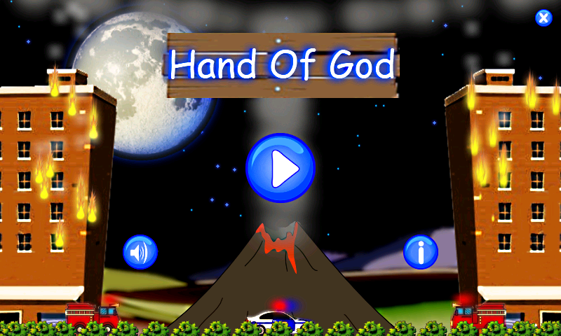 Hand Of God - screenshot