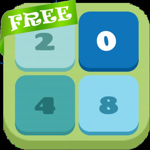 2048免費 棋類遊戲 App LOGO-APP開箱王