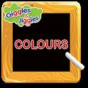 Colours for LKG Kids