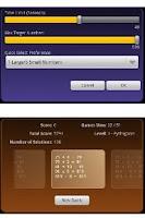 Screenshot of CountDown Calculation