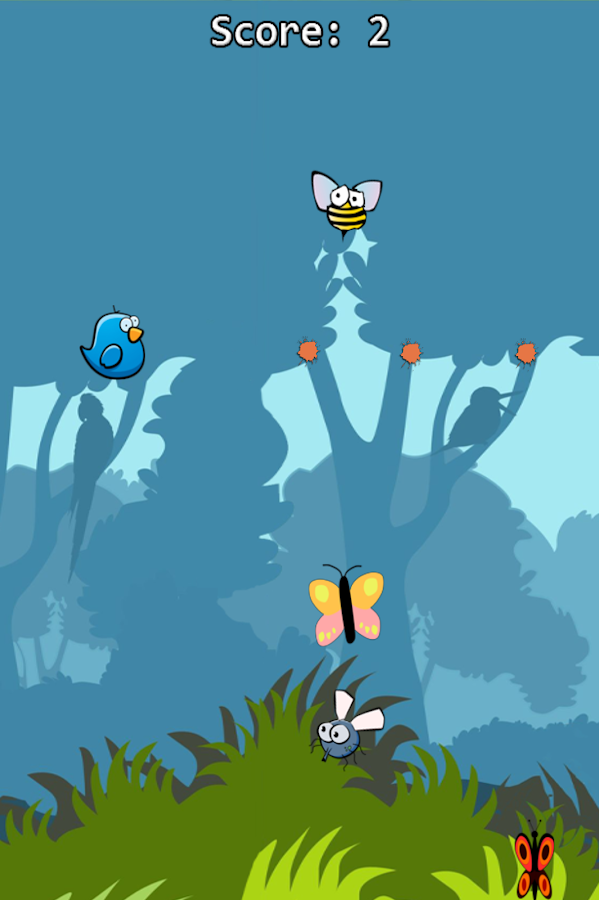 Stupid Birds- screenshot