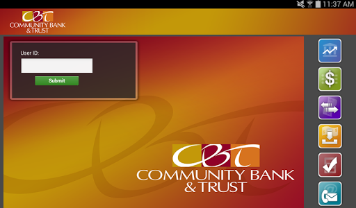 CB T Tablet Banking