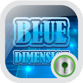 Blue Dimension Locker