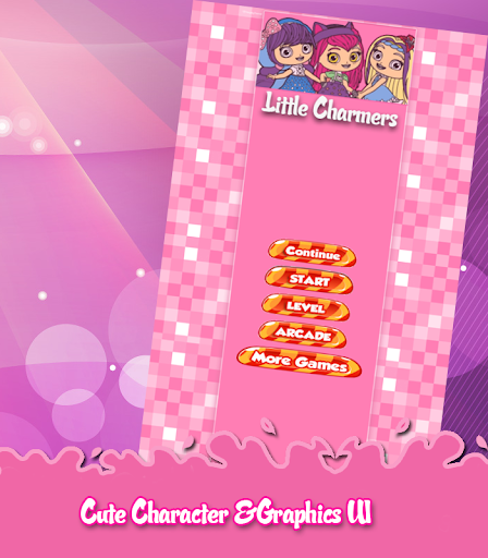 Little Charmers Bubble Games