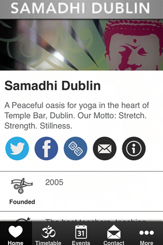 Samadhi Dublin