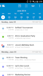 UpTo - Calendar and Widget- screenshot thumbnail
