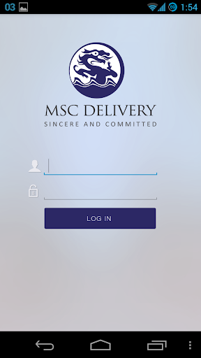 MSC Delivery