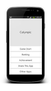Calympic - screenshot thumbnail