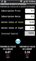 Screenshot of Stock Market Arbitrage