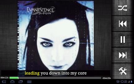 4Lyrics Lite Screenshot 9
