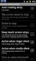 Screenshot of SMS Listen