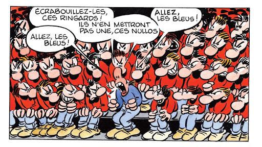 Les aventures de Gérard Crétin