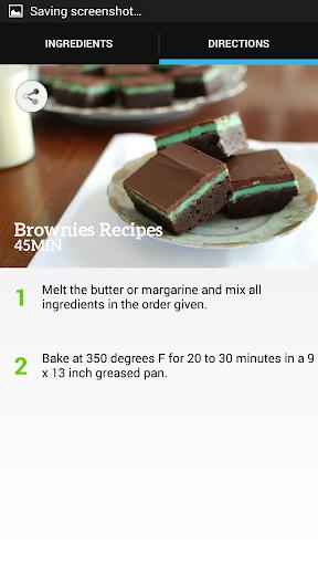 Quick Brownies Recipes