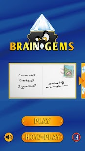 Brain Gems Free: Fun Word game- screenshot thumbnail