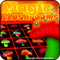 Magic Mushrooms Match Three icon