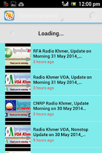 Radio Khmer screenshot 2