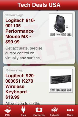 Tech Deals USA - screenshot