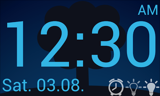 Giant clock Android Apps on Google Play