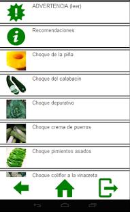 玩免費健康APP|下載Dietas de choque app不用錢|硬是要APP