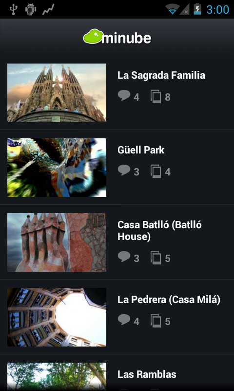 Barcelona - Travel Guide - screenshot