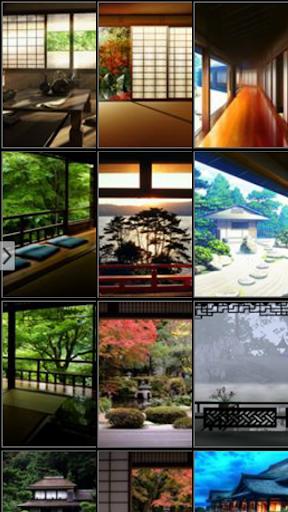 日本小屋靜態壁紙牆紙 手機背景