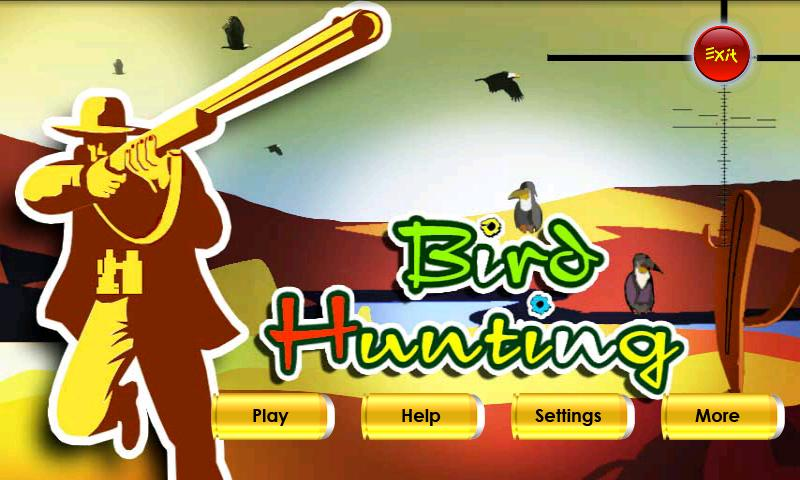 Bird Hunting Free - screenshot