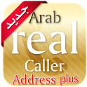 Arab Real Caller :ID + address icon