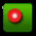 Baseball indicator logo