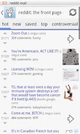 reddit is fun Screenshot 1