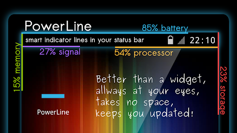 PowerLine Screenshot 1