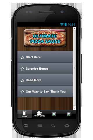 Recipes Ultimate Pizza Sauce