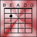 5 String Bass Note Legend icon