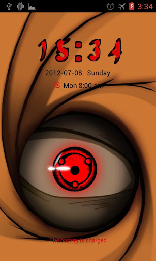 Madara HD Go Locker theme