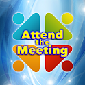Attend the Meeting icon