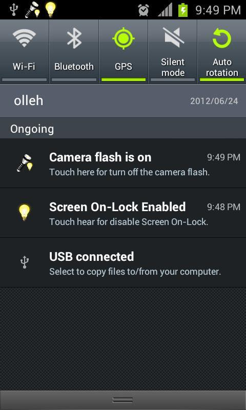 EZ Screen On- screenshot