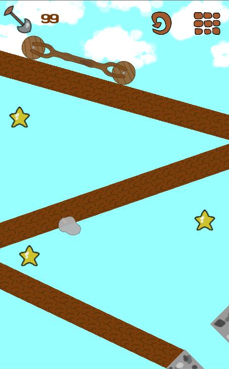 Dig Drive - screenshot